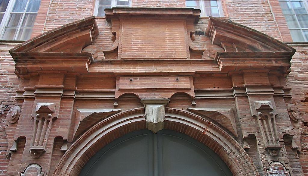 Favori Toulouse et la brique MA97