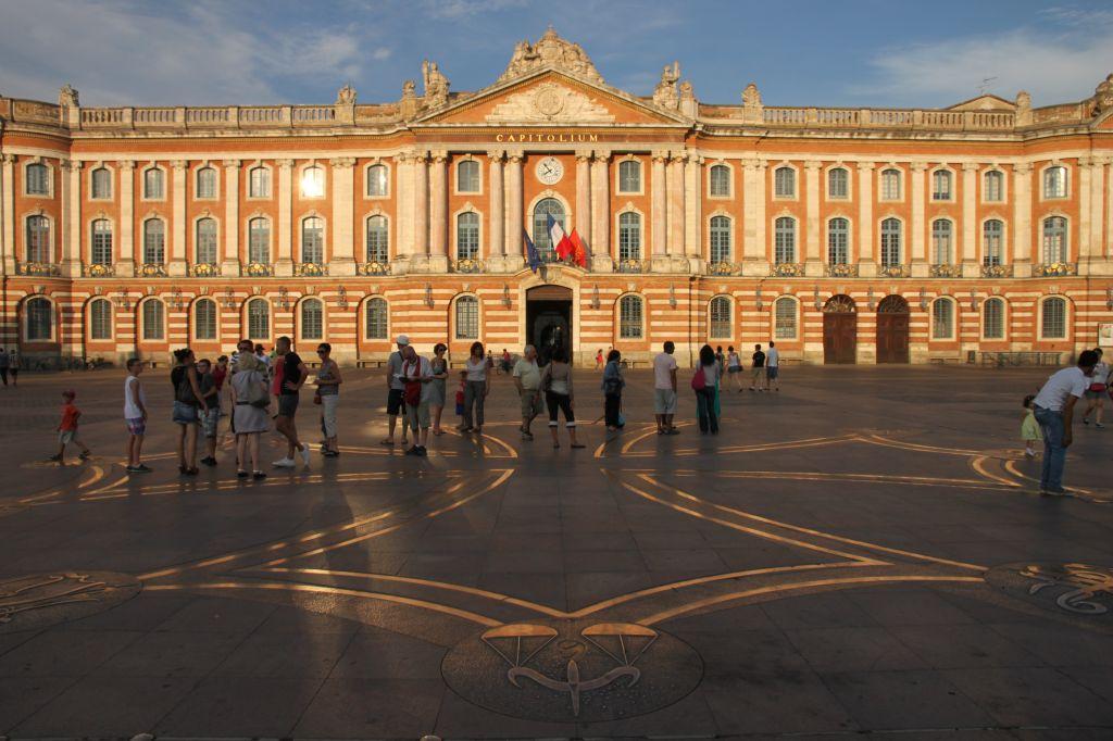 Brique Centre Ville Toulouse