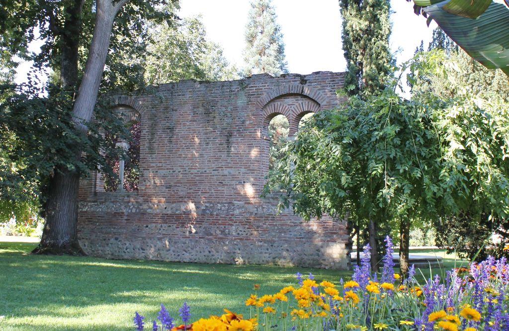 Toulouse et la brique
